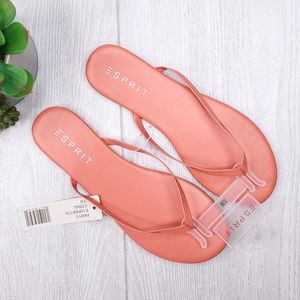 Esprit Party Flip Flop Sandals 10